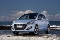 Hyundai i30, Peugeot 308 or similar
