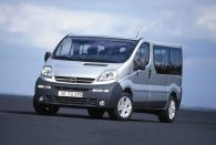 Opel Vivaro 8+1, Renault Traffic 8+1 or similar
